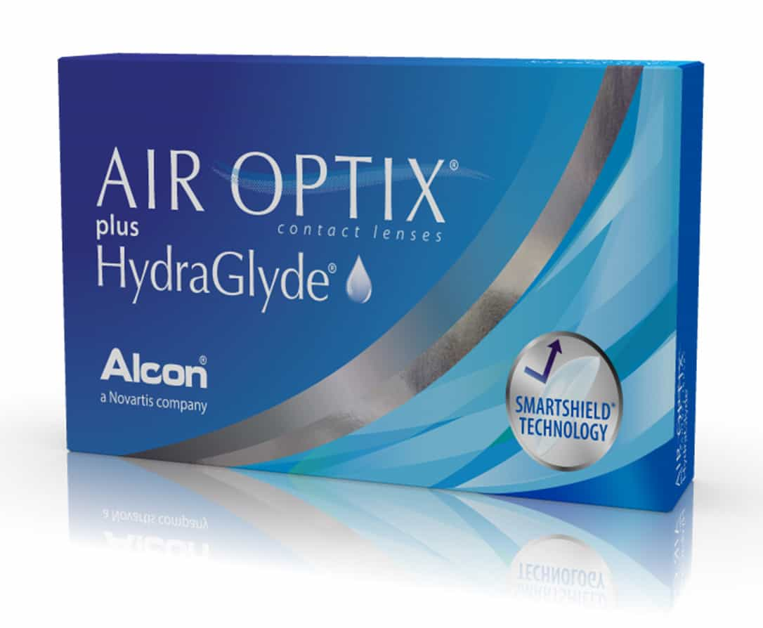 AIR OPTIX plus HydraGlyde 6pk GIANT