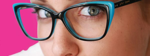 Optometrist, woman wearing ImageWear eyeglasses in Tupelo, MS
