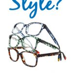 What style of glasses are right for you? Quiz at Eagle Mountain Eye Care in Fort Worth, Texas