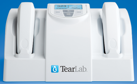 TearLab machine at Greensburg, PA