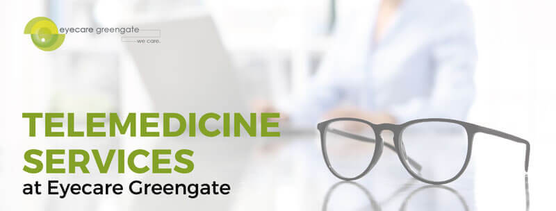 telemedicine eyecare greengate