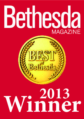Best of Bethesda 2013 Gold Logo