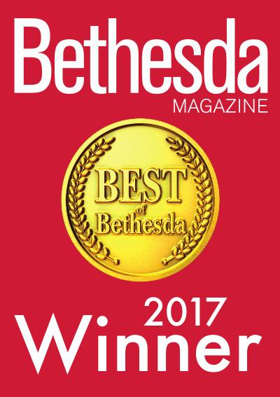Best of Bethesda 2017 Winner2