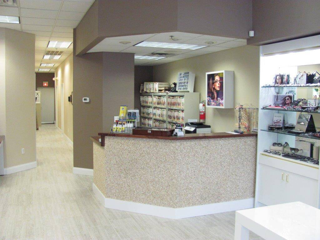Front Desk - eye doctors in Clearwater FL