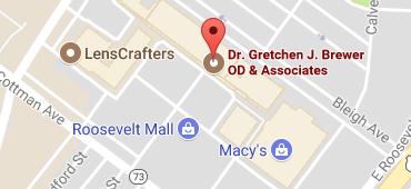 Brewer map roosevelt mall 1.