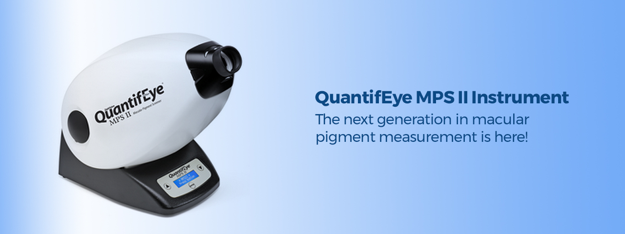 Image of Quantifeye eye exam device in Battle Creek, MI