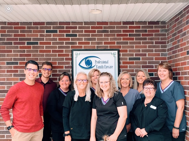 profameye coldwater staff photo 2019