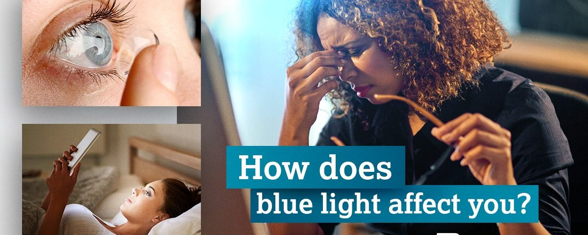 How Does Blue Light Effect Your Eyes- Eugene, OR