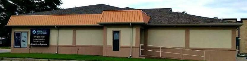 exterior of VisionArts Eyecare Center in Fulton, MO
