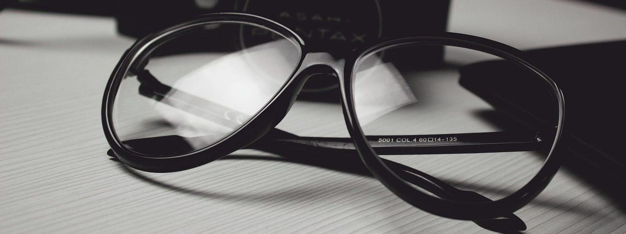 blonde woman wearing eyeglasses in burleson tx