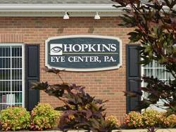 Hopkins Eye Center in Greenville