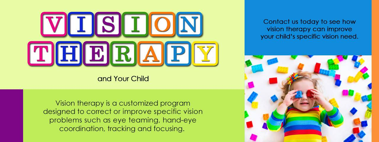 Vision Therapy at Hopikins Eye Center in Greenville, SC