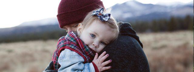 Dad Hugging Baby Girl 1280 x 480 640x240