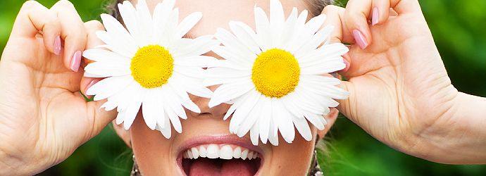 daisy glasses