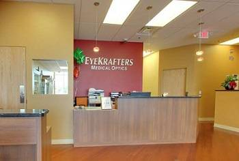 EyeKrafters Waiting Room - Optometrist - South Plainfield & Edison, NJ