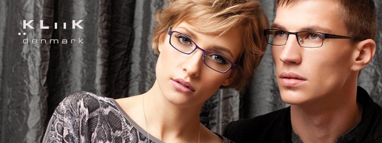 Kliik Eyeglass Frames